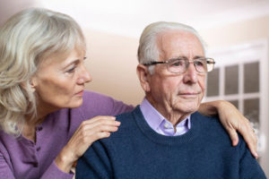 dealing with aging parents